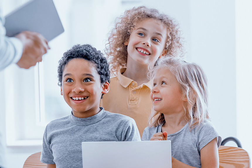 Oral Health Tips for Children Aged 3–6