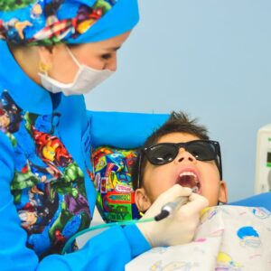 Children's Dentistry: Preparing Kids For Their First Visit—A Guide